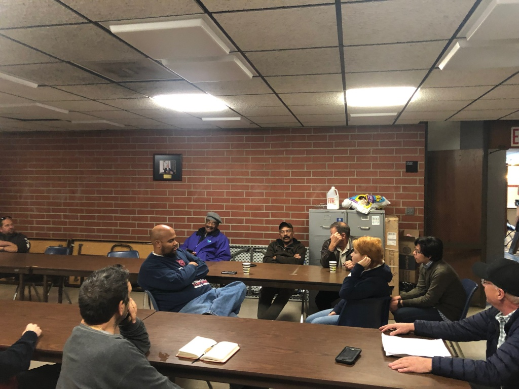 January 2019 meeting